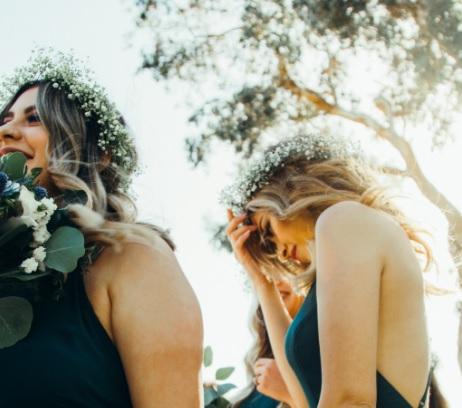 Atelier couronnes de fleurs EVJF
