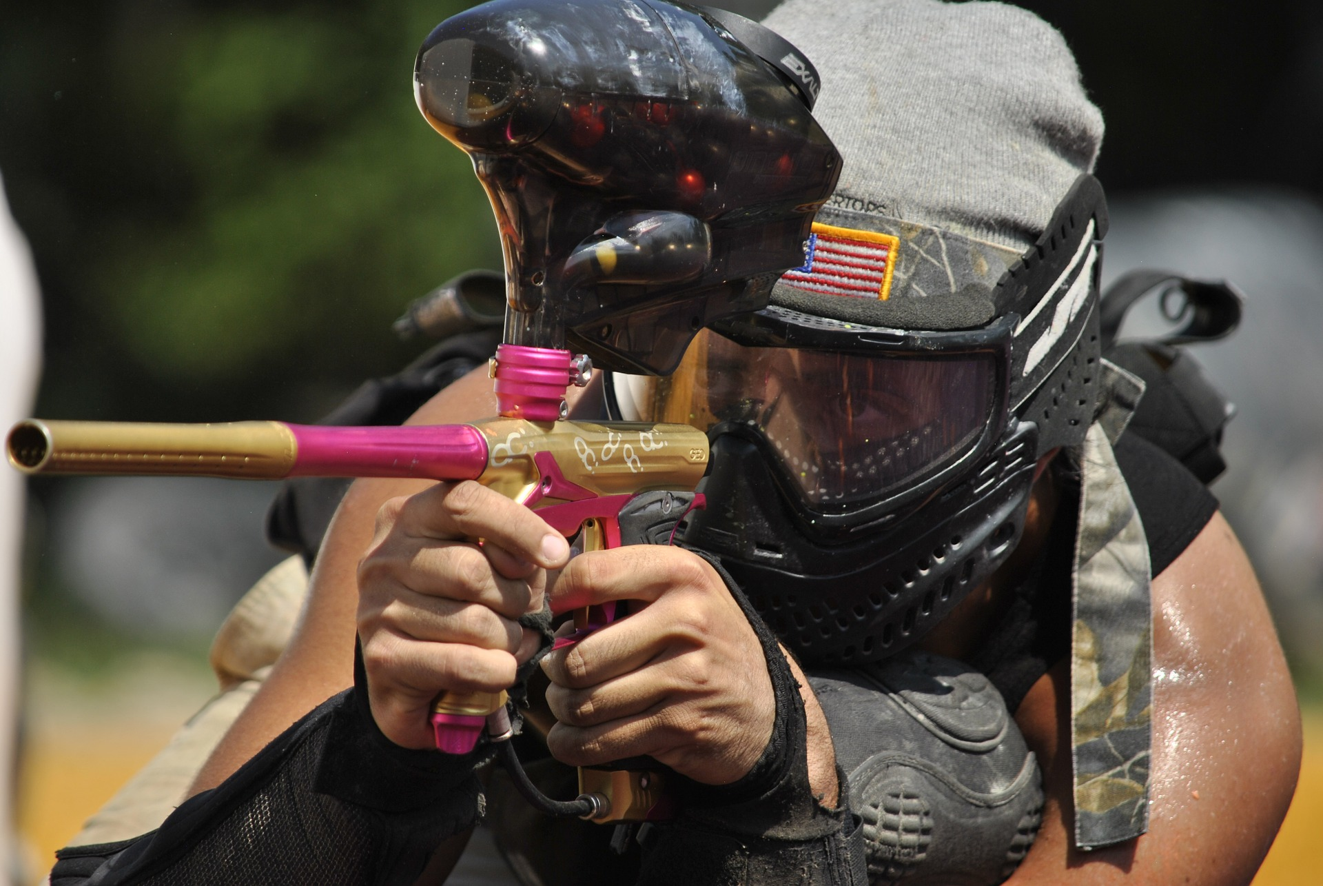 paintball EVJF | EVG